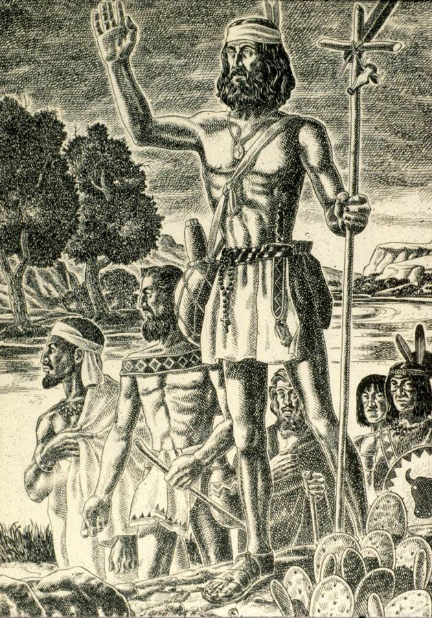 a look at cabeza de vaca and his expedition The journey of alvar nuñez cabeza de vaca remains one of the most amazing feats of exploration in the americas cabeza de vaca was born into the spanish nobility in 1490 little of his early life.